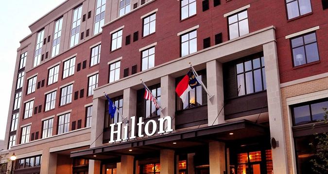 Hilton Asheville