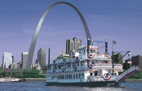 Gateway Arch - St. Louis