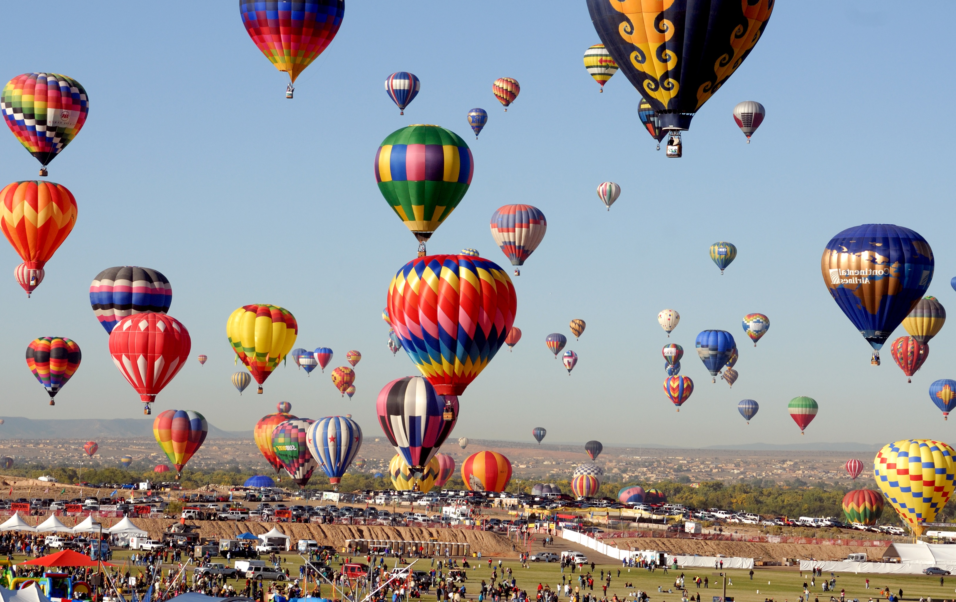 Southwest Balloon Festival, Albuquerque