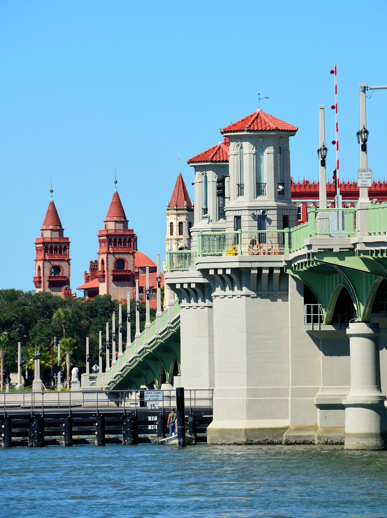 Bridge of Lions, St. Augustine Historic District