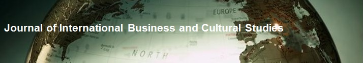 Journal of International Business and Cultural Studies